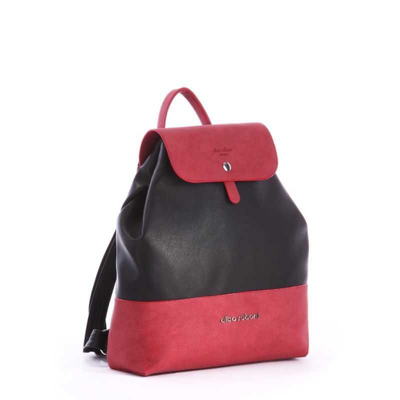 Рюкзак Alba Soboni 162038 black-red