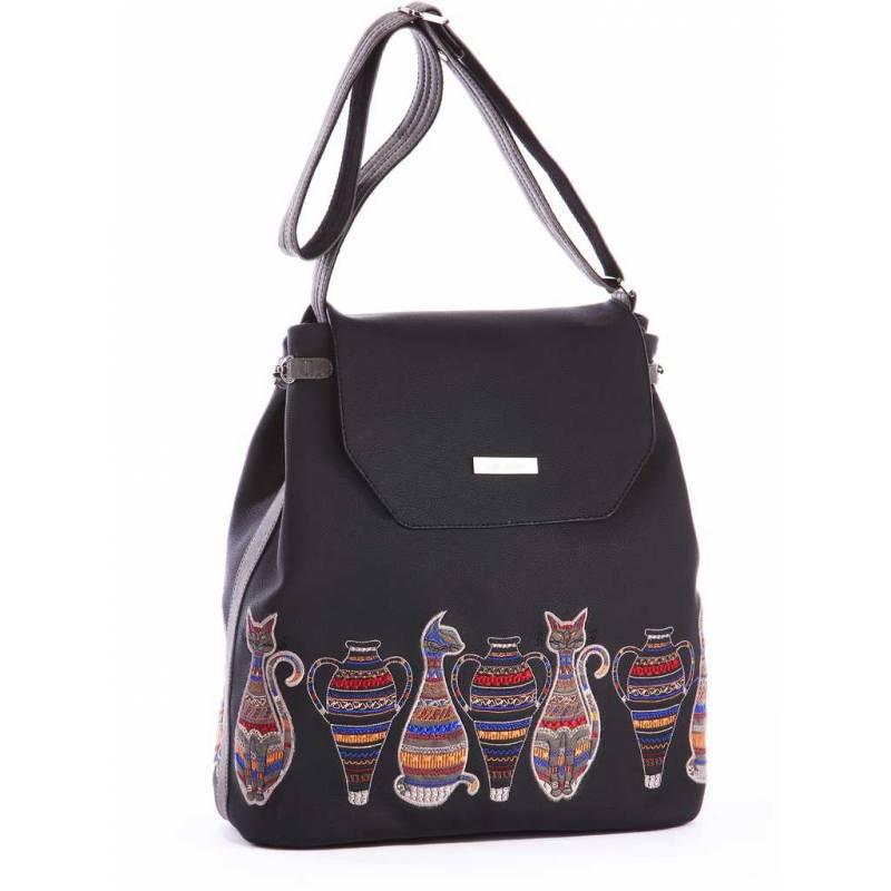 Женская сумка Alba Soboni 162306 black