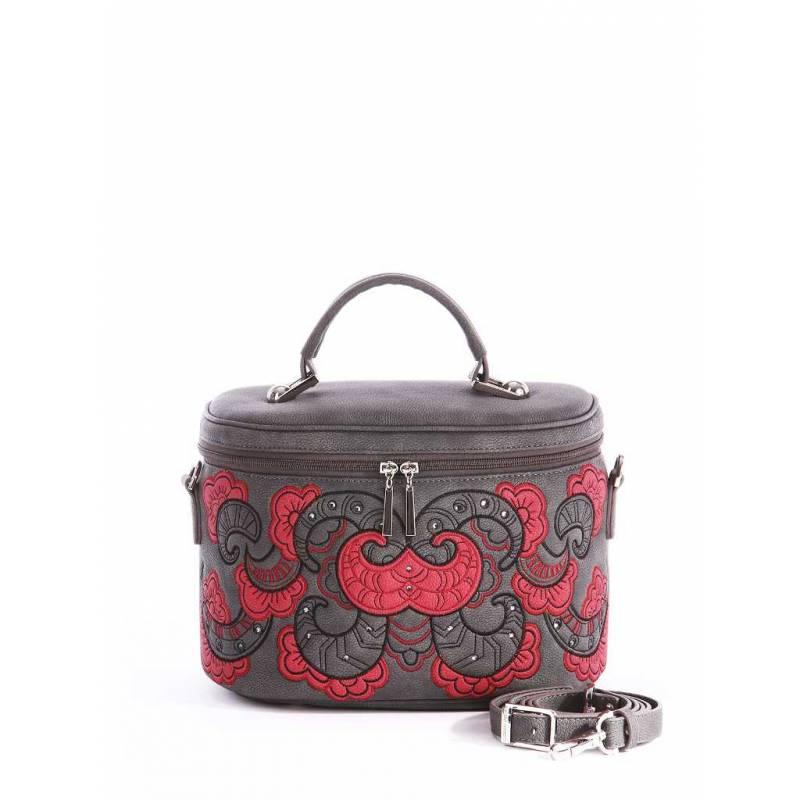 Женская сумка Alba Soboni 162341 grey