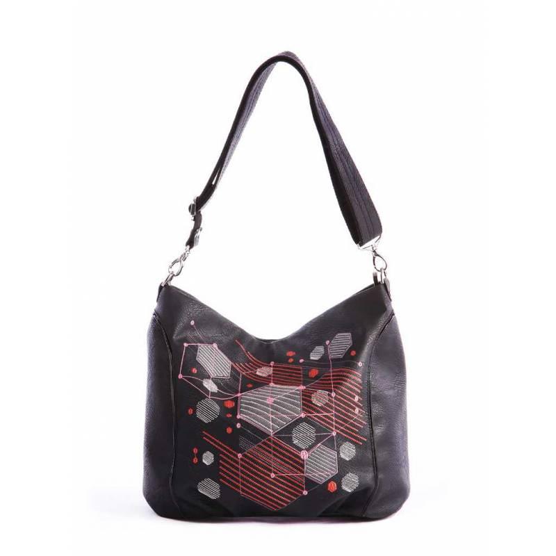 Женская сумка Alba Soboni 162422 black