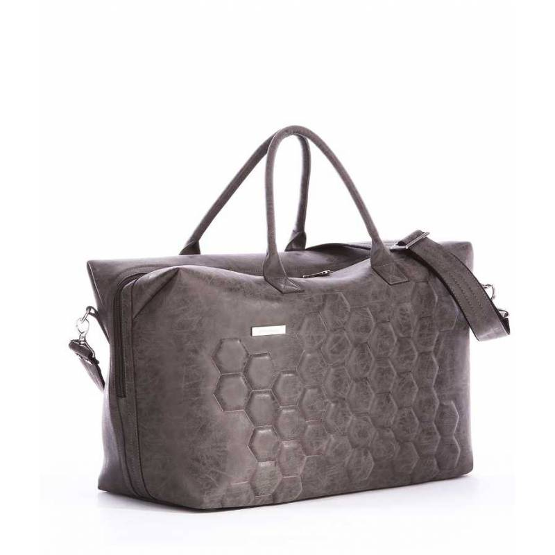 Дорожная сумка Alba Soboni 162801 grey