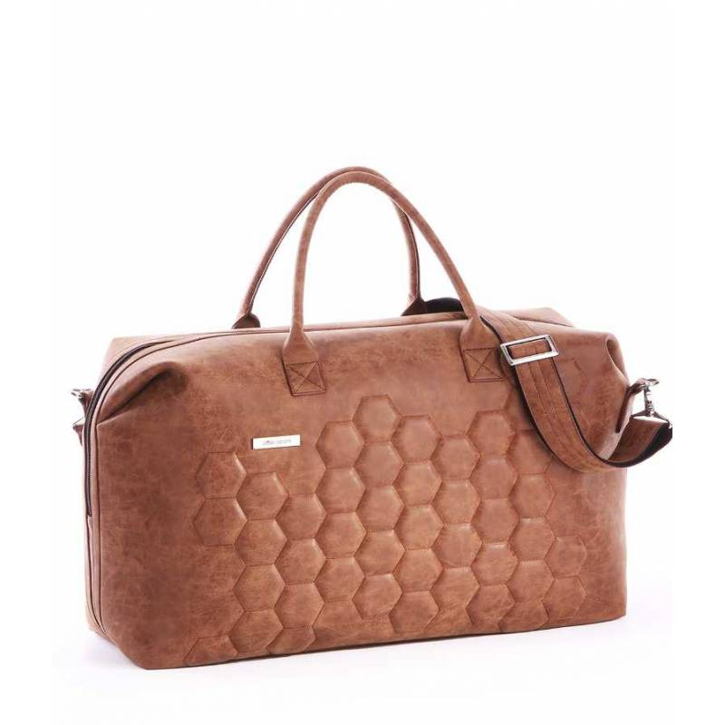 Дорожная сумка Alba Soboni 162802 brown