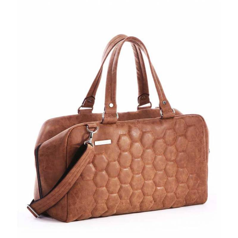 Дорожная сумка Alba Soboni 162812 brown