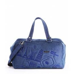 Дорожная сумка Alba Soboni 162818 blue