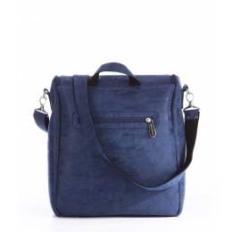 Дорожная сумка-мессенджер Alba Soboni 162823 blue