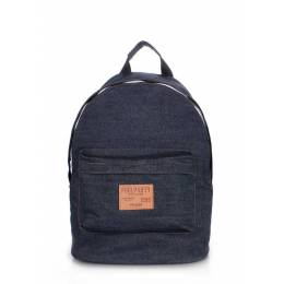 Рюкзак молодежный POOLPARTY Backpack Jeans