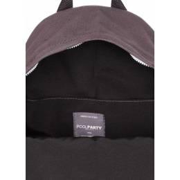 Молодежный рюкзак Poolparty Kangaroo Grey