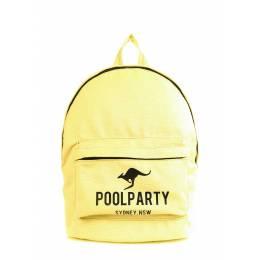 Молодежный рюкзак Poolparty Kangaroo Yellow