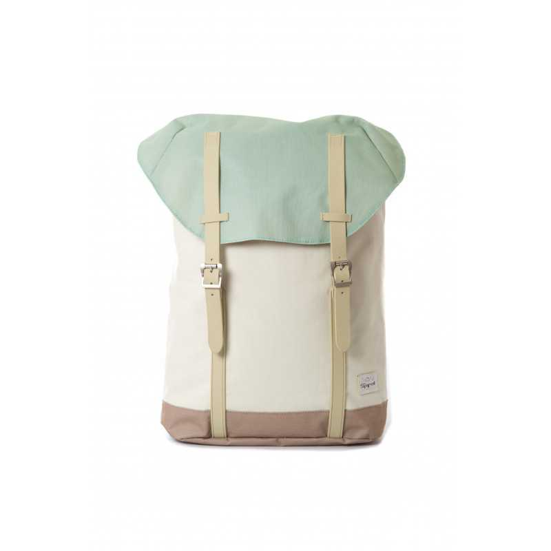 Рюкзак Spiral Hampton Tri Colour Pastel Green 5017