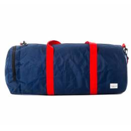 Спортивная сумка Spiral Duffel Navy Red 7101