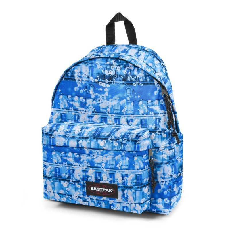 Рюкзак EastPak Padded Pak'R Blue Parisian EK62085J