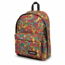 Рюкзак EastPak Out Of Office Flowerflow Khaki EK76727M