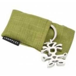 Металлический брелок Crumpler Key Ring Key Ring KEYR-Retail