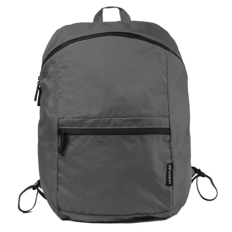 Рюкзак Crumpler Ultralight Pocket Backpack Slate Grey ULPBP-002