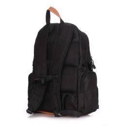 Рюкзак молодежный POOLPARTY Big Pack Black