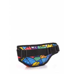 Сумка на пояс POOLPARTY Bumbag Blossom Red