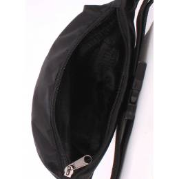 Сумка на пояс POOLPARTY Bumbag Oxford Black