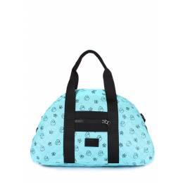 Стеганая сумка Alaska Ducks Blue