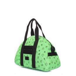 Стеганая сумка Alaska Ducks Green
