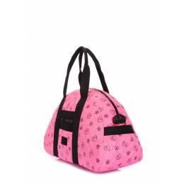 Стеганая сумка Alaska Ducks Pink