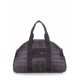 Стеганая сумка Alaska Stripe Black
