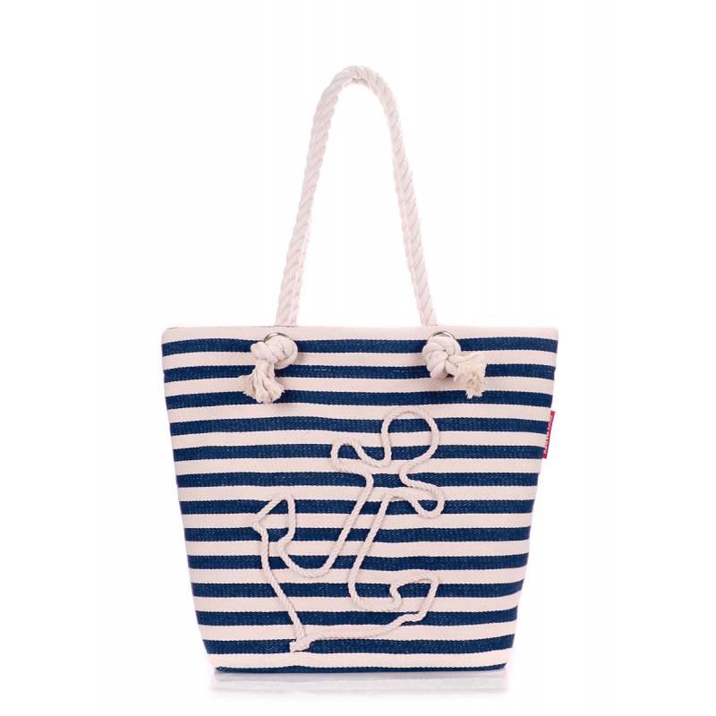 Тканевая сумка Anchor Blue