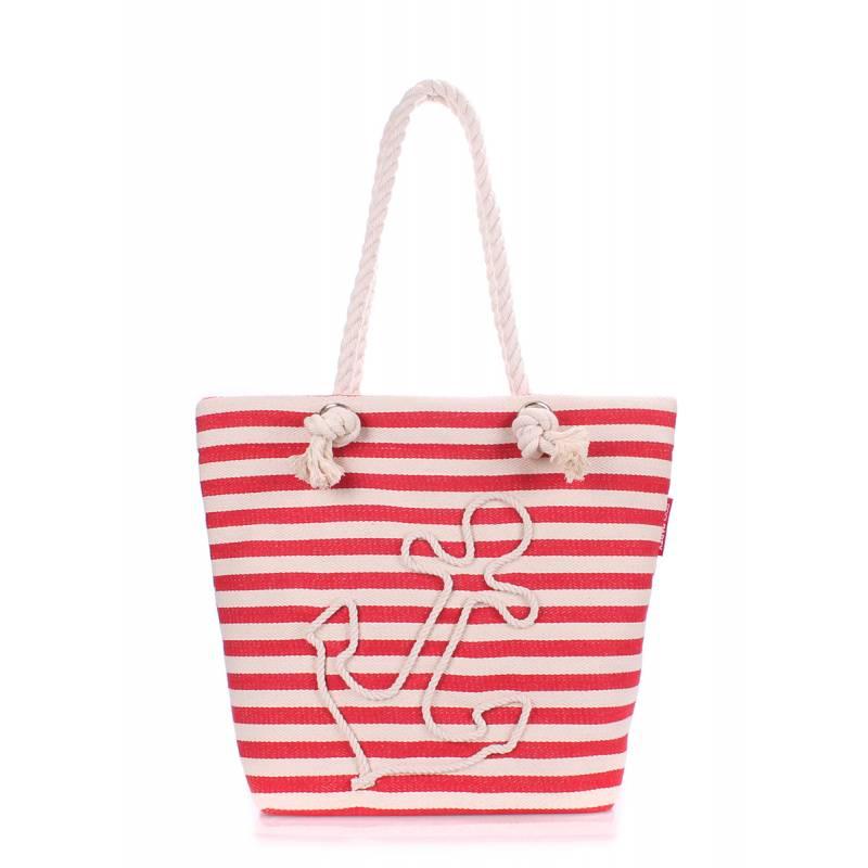 Тканевая сумка Anchor Red