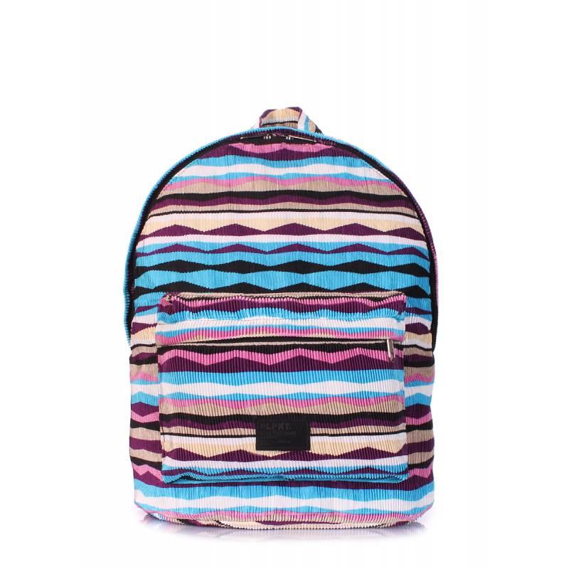 Женский яркий рюкзак Rasta Blue