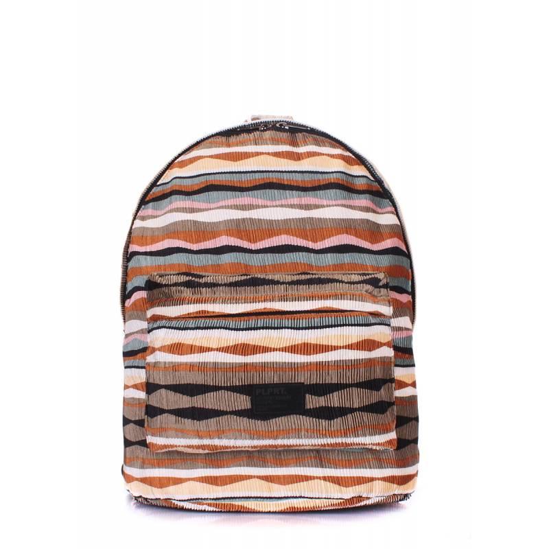 Женский яркий рюкзак Rasta Brown