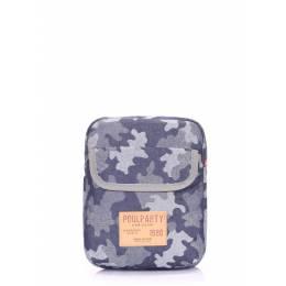 Мужская сумка через плечо Extreme Camouflage