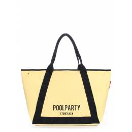 Женская коттоновая сумка Laguna Yellow