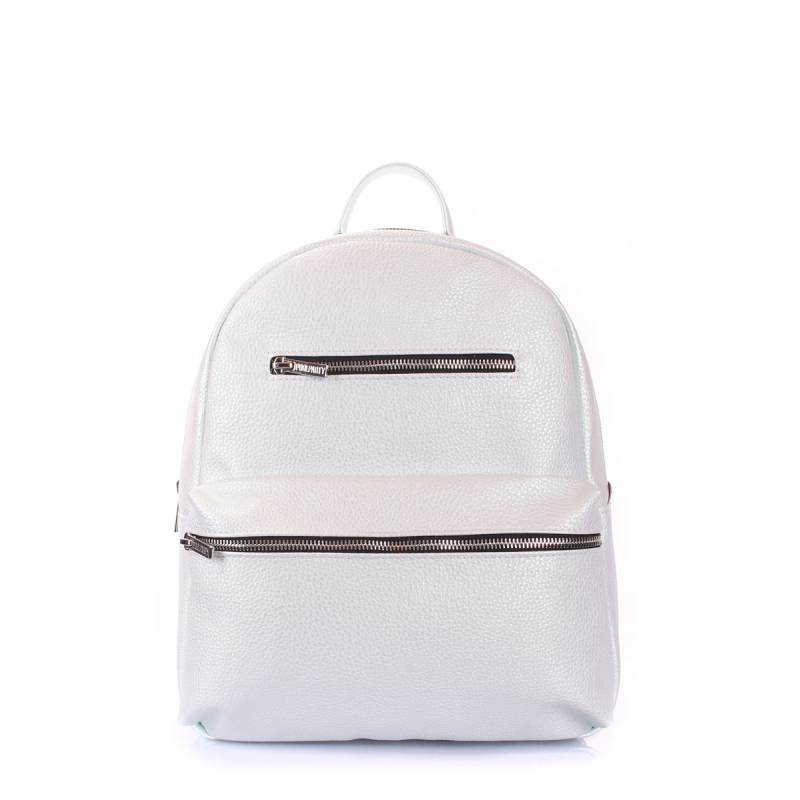 Рюкзак из кожзама MINI Bckpck Pearl