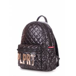 Стеганый рюкзак PLPRT bckpck stitch black