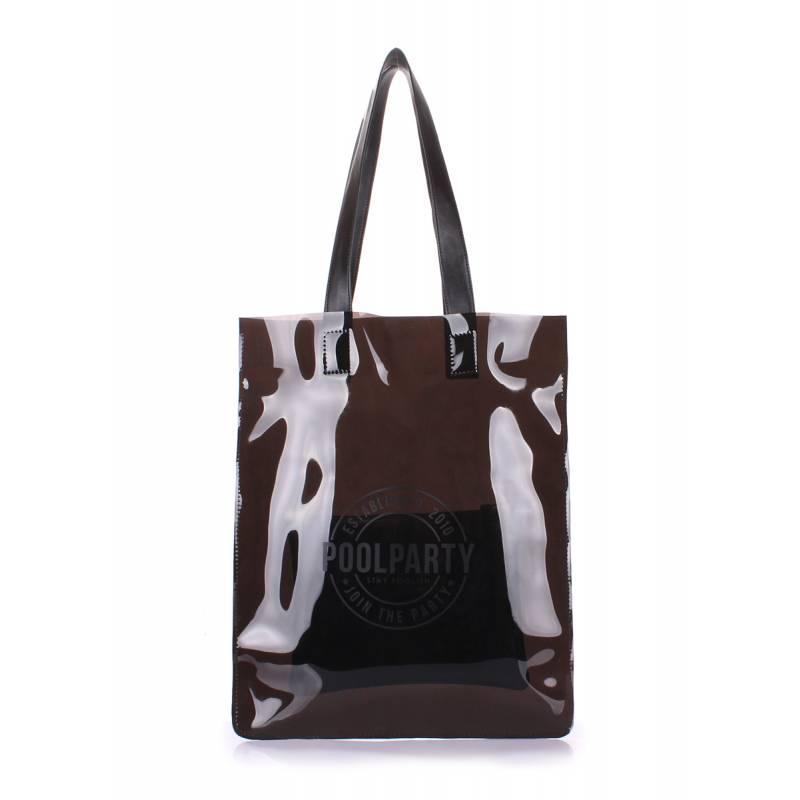 Женская силиконовая сумка Toxic Black