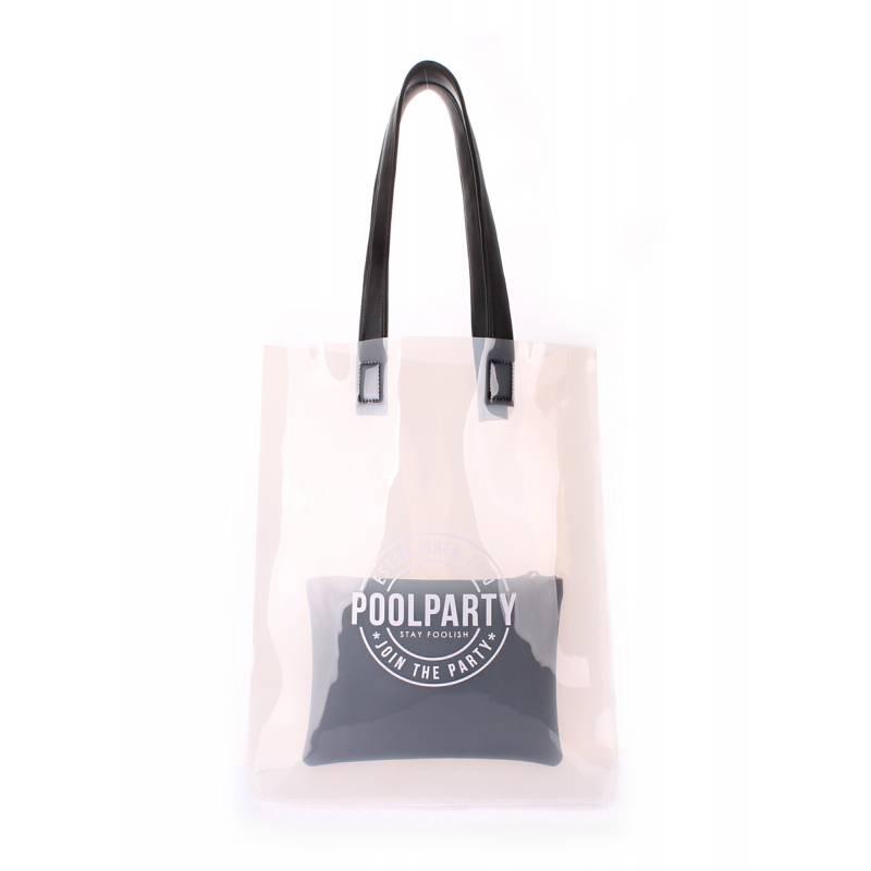 Женская силиконовая сумка Toxic White