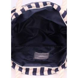 Коттоновая сумка POOLPARTY Laspalmas Blue