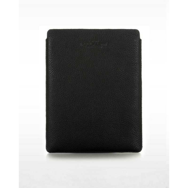 Кожаный чехол для iPad POOLPARTY iPadcover Black