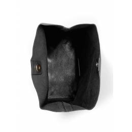 Кожаная сумка-клатч POOLPARTY Leather Lunchbox