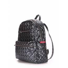 Рюкзак женский POOLPARTY Mini Bckpck Mosaic Darksilver