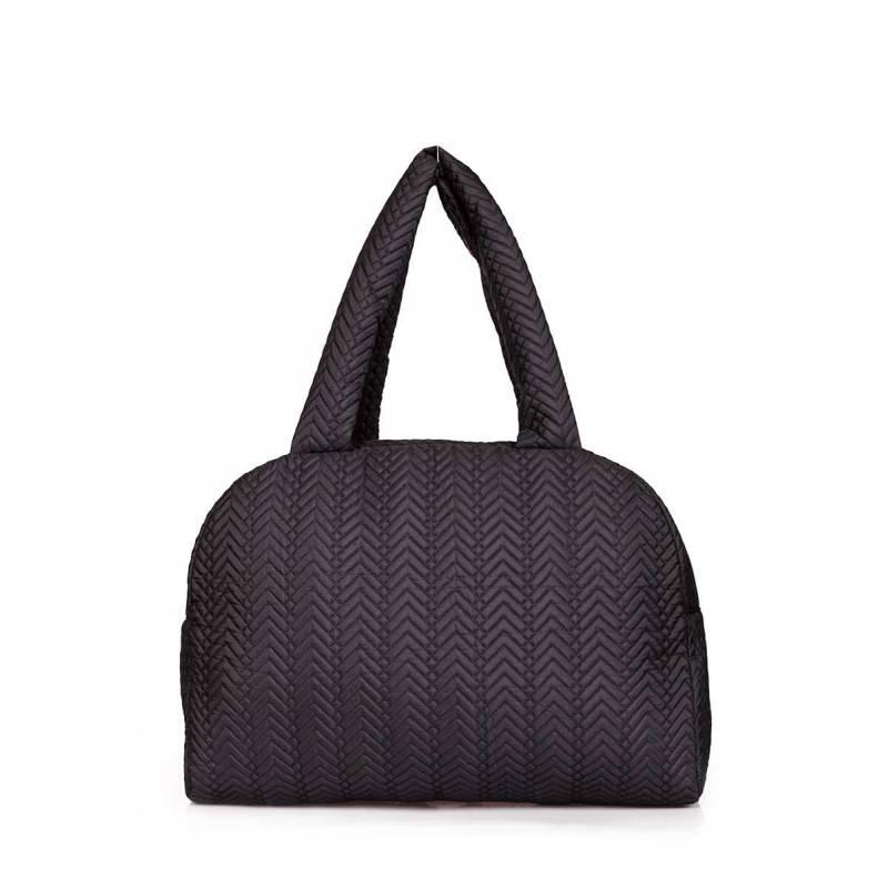 Стеганая болоньевая сумка Ns7