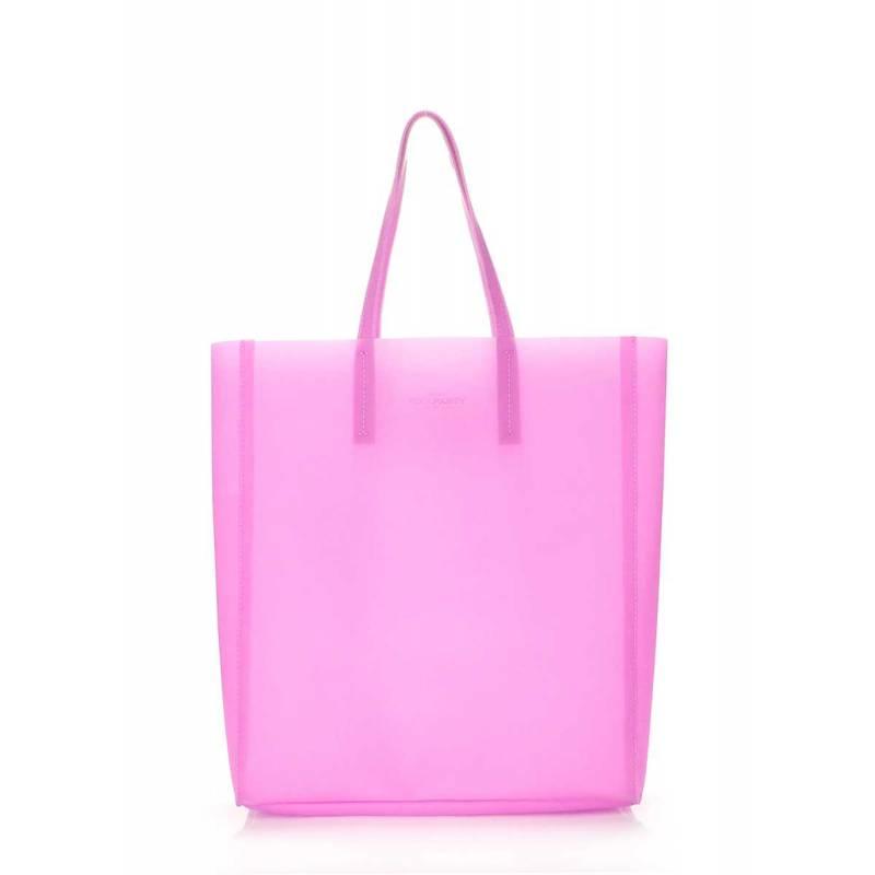 Силиконовая сумка POOLPARTY City Gossip Pink