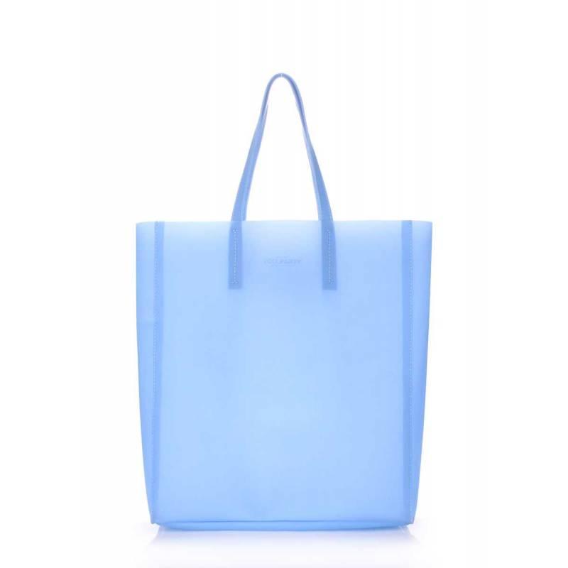 Силиконовая сумка POOLPARTY City Gossip Blue