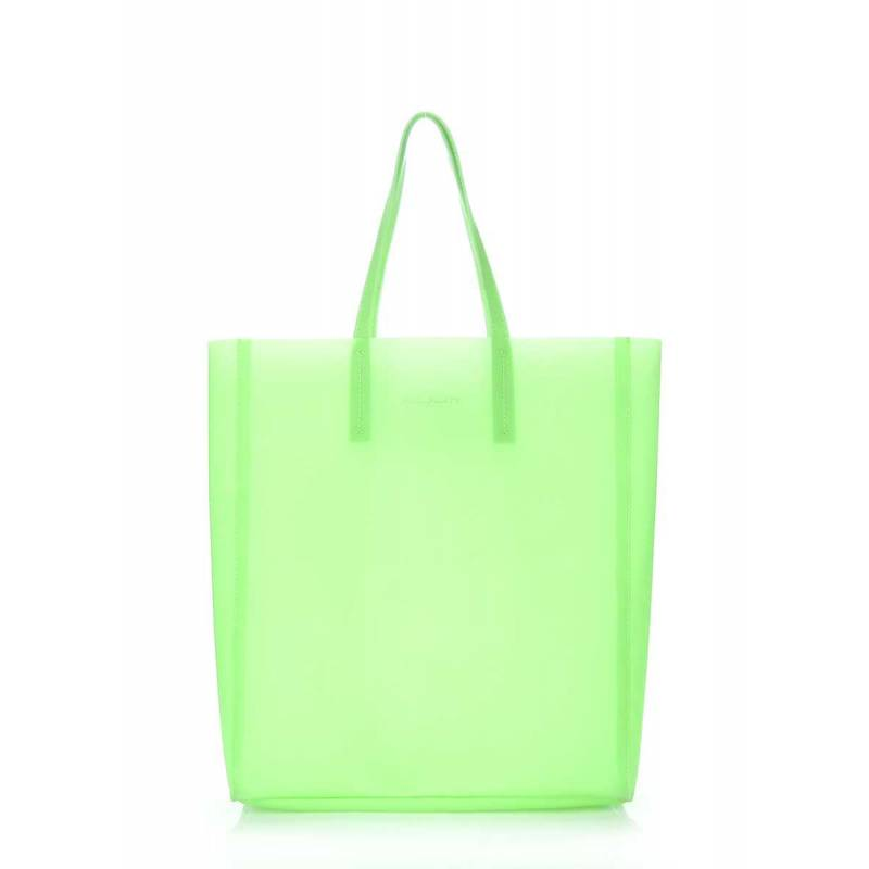 Силиконовая сумка POOLPARTY City Gossip Green