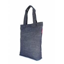 Джинсовая сумка POOLPARTY Pool 1 Jeans