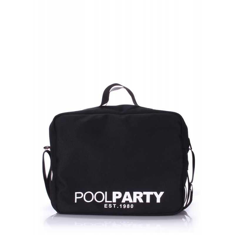 Молодежная сумка POOLPARTY Pool 11Black