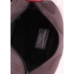 Мужская сумка POOLPARTY с ремнем на плечо Pool 18 Grey