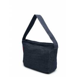 Джинсовая сумка POOLPARTY Pool 8 Jeans
