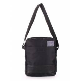 Мужская сумка на плечо POOLPARTY pool 94 Oxford Black