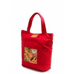 Коттоновая сумка POOLPARTY Pool Superbag