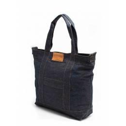 Джинсовая сумка POOLPARTY Pool 6 Jeans